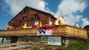 RN an der Edelhütte, Zillertal, Österreich (ca. 794 km)