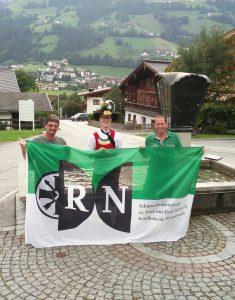 RN, in Ramsau, Österreich (ca.
