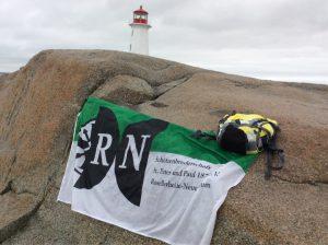 RN in Peckys Cove, Kanada (ca. 5080 km)