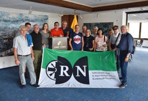 RN im Essener Rathaus (ca. 60 km)