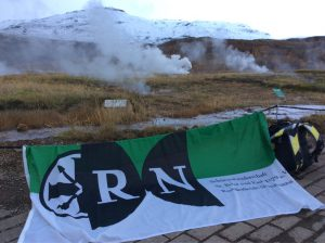 RN auf Island (ca. 2100 km)