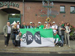 RN beim Jubiläum der Bolten-Brauerei, Korschenbroich (ca. 17 km)