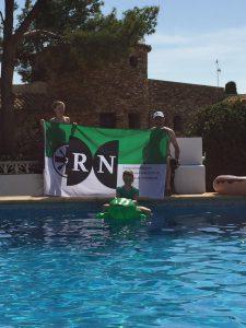 RN in Calpe, Costa Brava, Spanien (ca. 1483 km)