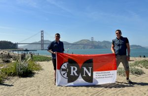 RN vor der Golden-Gate-Bridge, San Francisco (ca 8.961 km)