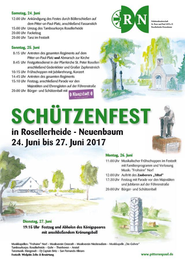 2017 Schützenfest