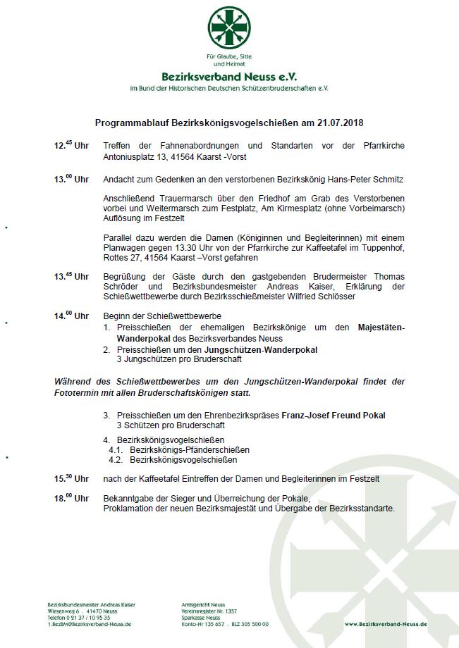 Programm BKS