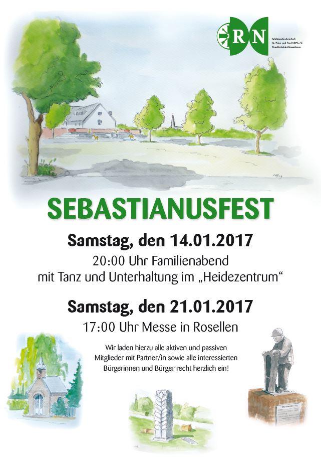 Sebastianusfest 14. Januar 2017