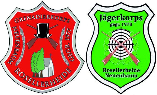 Jahreshauptversammlung des Jägerkorps und des Grenadierkorps